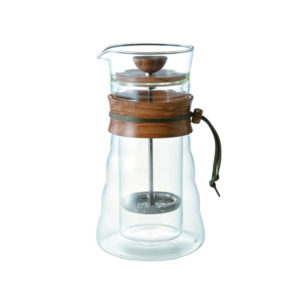 Vimana Coffee French press HARIO Double Glass Coffee Press 400ml